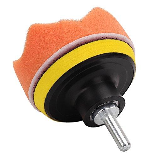 polisseuse kit machine polir polissage pad pour voiture p te de pon age top bricolage. Black Bedroom Furniture Sets. Home Design Ideas