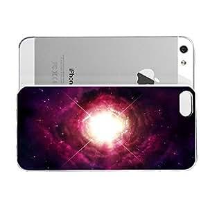Janmaons iPhone 5/5s Case - Digital Art - Supernova hwmDl Explosion Case for iPhone