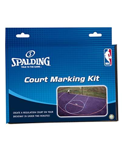 Spalding Basketball Court Marking Kit