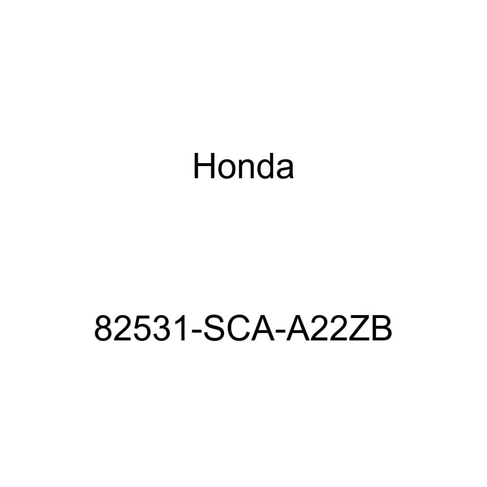Rear Left Honda Genuine 82531-SCA-A22ZB Seat Cushion Trim Cover