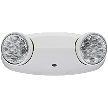Lithonia Lighting ELM2 LED M12 Quantum 2 Light White LED Emergency Fixture  Unit
