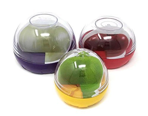 (Progressive International Onion, Tomato, and Citrus Keeper 3 Piece Bundle)