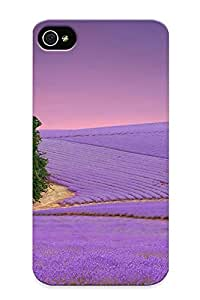 4f68f853506 Cover Case - Lavender Color Protective Case Compatibel With Iphone 4/4s