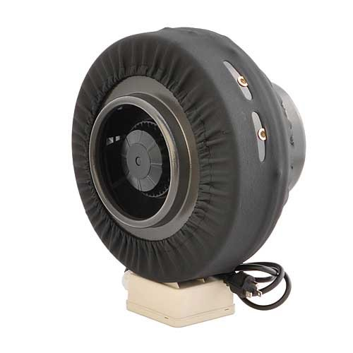 Air Duct Blower Fan : Ledwholesalers gyo inch cfm air duct inline