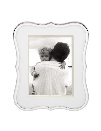 (Kate Spade New York Crown Point Silver-Plate Picture Frame, 5