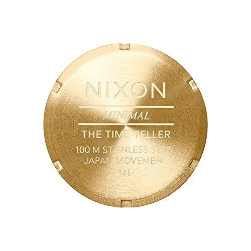 Nixon Men's A045511 Time Teller Watch