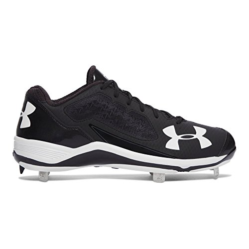 Under Armour UA Ignite Low Steel 11 Black