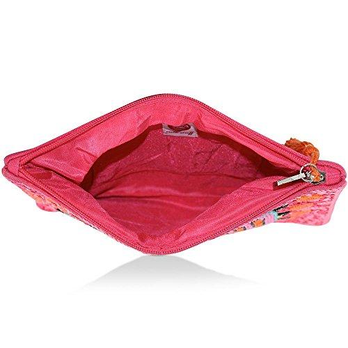 femme rose bonbon cute Pochette stuff rose pour wPxtaXaHq