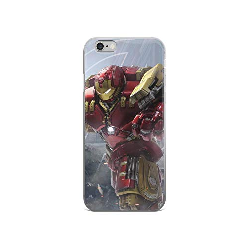 iPhone 6/6s Pure Anti-Scratch Case Hulkbuster Bruce Banner Hulk Pontoon The Incredible Green Stan Lee Avengerss Movie Shield Comic Superhero (The Death Of The Incredible Hulk Trailer)
