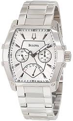 Bulova Men's 96C115 WINTERMOOR Multifunction bracelet Watch