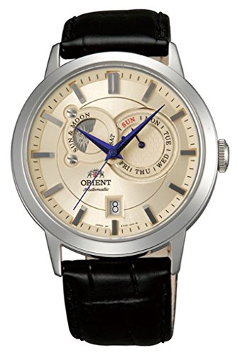 - Orient Automatic Sun and Moon Watch with Sapphire Crystal ET0P003W
