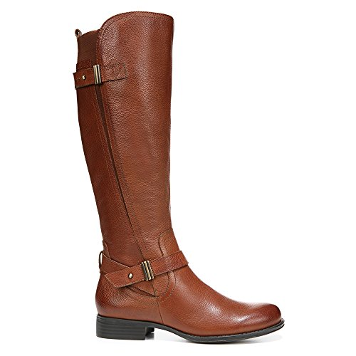 Bread Vintage Leather Boot Women's Classic Riding Naturalizer Joan Banana xTXqXP0