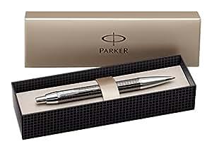 Parker IM Premium - Bolígrafo de bola retráctil (0.7 mm), azul