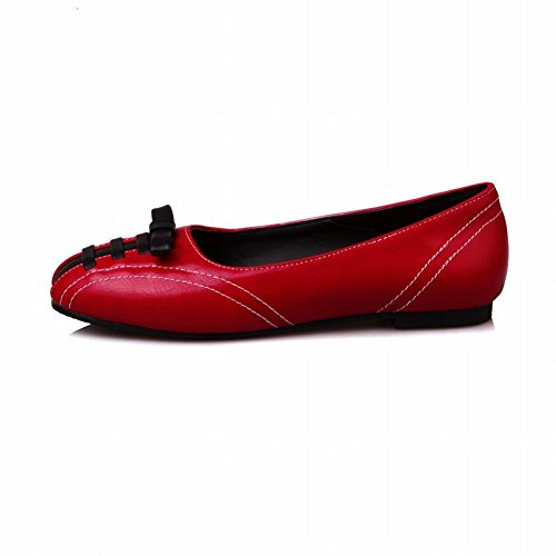 Latasa Damesschoen Slip-on Flats Schoenen Rood