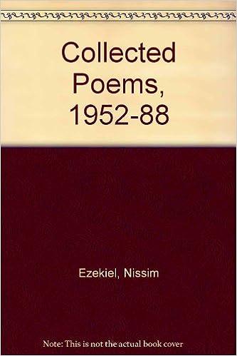 entertainment poem by nissim ezekiel