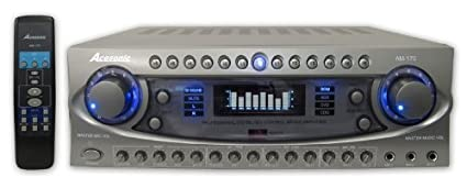 Acesonic AM-170 250W Professional Mixing Amplifier