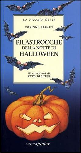 Filastrocche della notte di Halloween  Amazon.it  Corinne Albaut c33842d38ce3