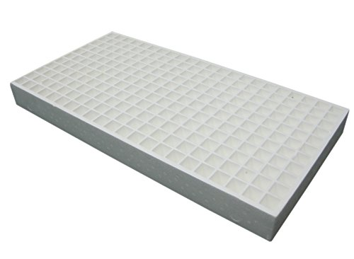 RSI Hydroponic Seed Trays 242 Plugs, 2 Pack by RSI
