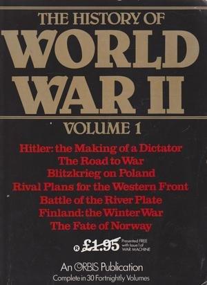 Pick Issue The History Of WORLD WAR II Choose Orbis 1983 Softback Book *