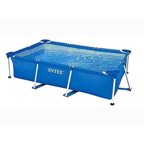 Intex 28270 Rectangular Pool, without Filter Pump, 220 x 150 x 60 cm