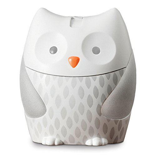 Skip Hop Moonlight & Melodies Crib Soother and Baby Night Light, Owl - Melody Night Light