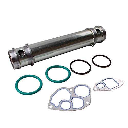 (Waverspeed Oil Cooler Kits 1C3Z-6A642-AA for Ford E350 E450 E550 F250 F350 with V8 7.3L 445CU Diesel Engine 1994-2003)
