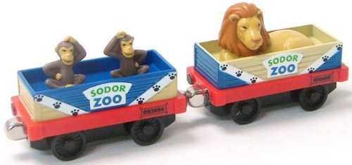 Thomas Zoo (Learning Curve Take Along Thomas and Friends - Zoo Car 2 - Pack)