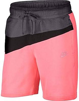 Nike Sportswear Shorts HBR FT Washed Dark GreyMedium Grey