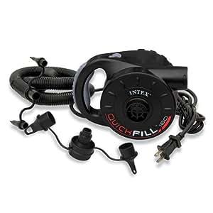 Intex Quick-Fill AC Electric Air Pump, 110-120 Volt, Max. Air Flow 38.9CFM
