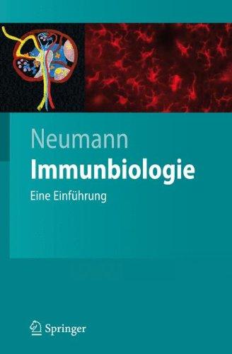 Immunbiologie: Eine Einführung (Springer-Lehrbuch) (German Edition)