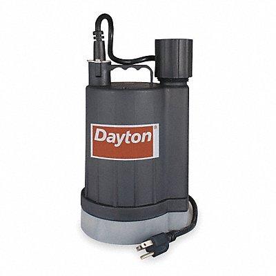 DAYTON Pump Sensor Utility 1/4 HP 120V by Dayton (Image #1)