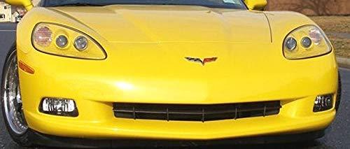 2005-13 Corvette Cleartastic Front Paint Protector Except Z06, ZR1, Grand Sport