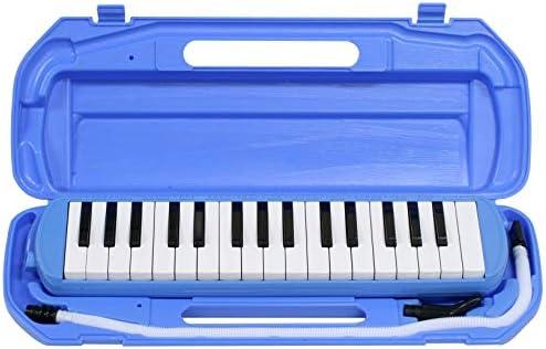 [해외]キクタニ 건반 하 모니카 32 키 블루 MM-32 BLUE / Kiktani Keyboard Harmonica 32 Key Blue MM-32 BLUE