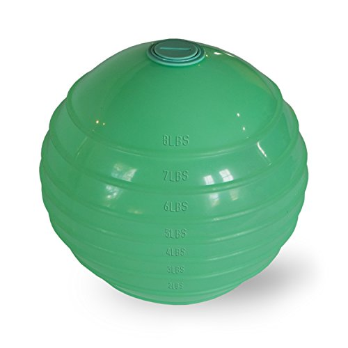 Flat Belly Ball Maria Kang – Naturally Relieves Bloating, Cramping Indigestion – Detox – 2-8 lb Portable Adjustable Medicine Ball Fitness – Sculpt Your Core Review