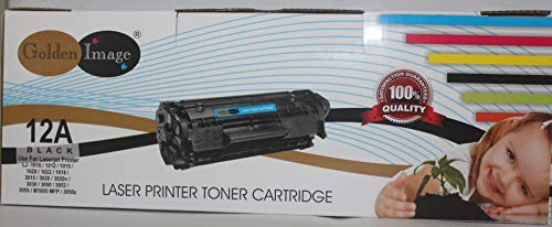 Laser Printer Toner 12A Cartridge