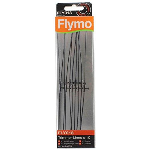 Fil pour débroussailleuse FLYMO Mini Trim Lot de 10 FLY018)