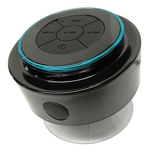[해외]무선 방수 스피커 방수 ? 방진 표준은 IP67 대응 고음질 아웃 도어 휴대 편리한 USB 충전식 BLUE 블루 【 bluetooth 설치 】 【 Green shower 제품 정품 】 / Wireless waterproof speaker Waterproof and dust proof standard ip67 compatible high...