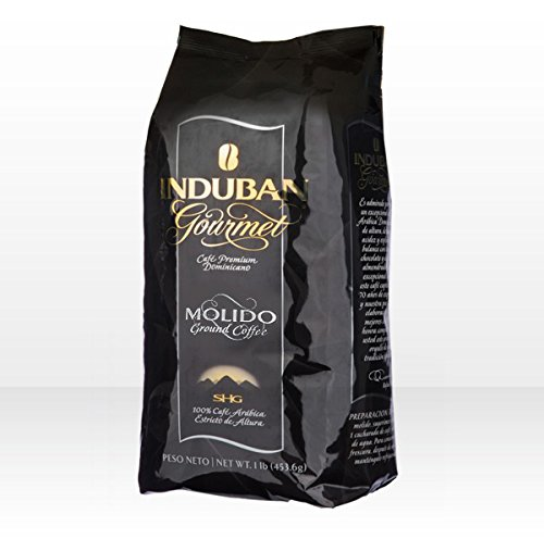 Cafe Molido Santo Domingo Coffee (Induban Gourmet Ground Coffe)