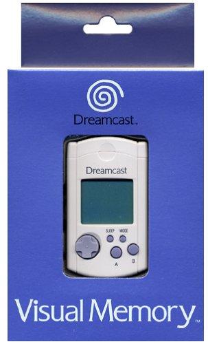 Sega Dreamcast Memory Card - VMU Unit (Sega Dreamcast Memory Card)