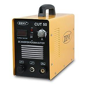 ZENY DC Inverter Plasma Cutter 50AMP CUT-50 Dual Voltage 110-220V Cutting Machine (CUT-50) from ZENY