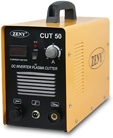 best plasma cutter: ZENY DC Inverter Plasma Cutter - another great choice for your regular cutting needs