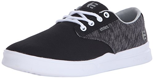 Jameson W's Women's Skateboarding Floral Shoes Sc Black Etnies 5tzqww