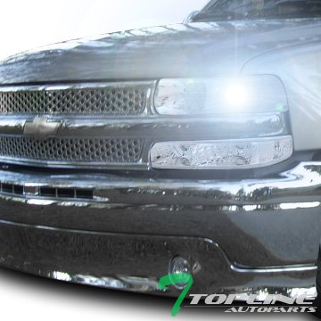 01 silverado euro headlights - 9