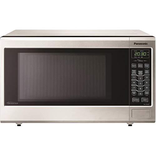 1200 Watt 1.2 Cu. Ft. Stainless Steel Countertop Microwave Oven NNST663SC
