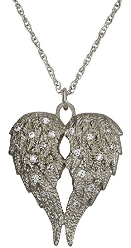 Cremation Memorial Jewelry: Sterling Silver My Angel Companion