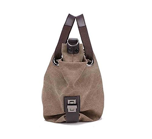 Bag Large Bag 16''x6 Gold European Kiss Size Shoulder handle Hobo Canvas Style Top Women's 8''x12'' Crossbody Burgundy tm w4nxSqRvU