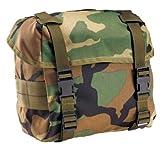 G.I. Plus Camouflage Enhanced Nylon Butt Pack