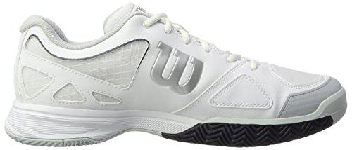 De Evo Chaussures Rush Tennis navy Blue Blanc Wil pearl Homme white Wilson 16tqd