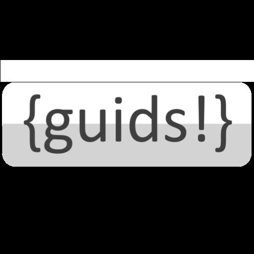 Guids!   GUID Generator   UUID  