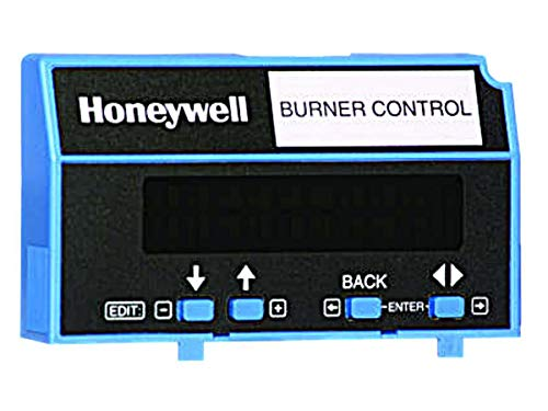 NEW HONEYWELL BURNER CONTROL S7800A1142 KEYBOARD DISPLAY MODULE ENGLISH BA